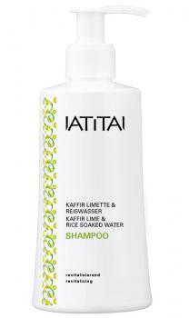 Shampoo-KAFFIR LIMETTE & REISWASSER